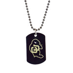 University of Colorado Dog Tag