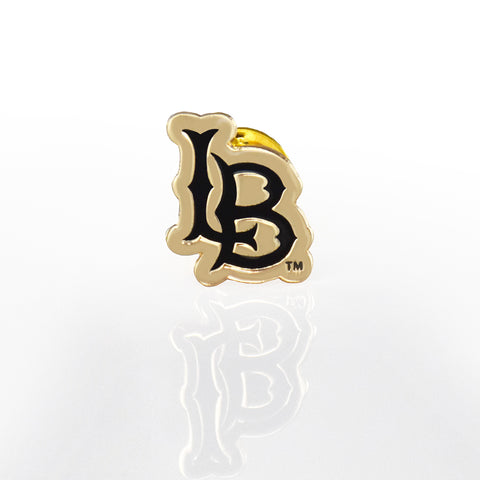 Cal State Long Beach Pin