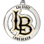 Cal State Long Beach Ornament