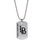Cal State Long Beach Dog Tag