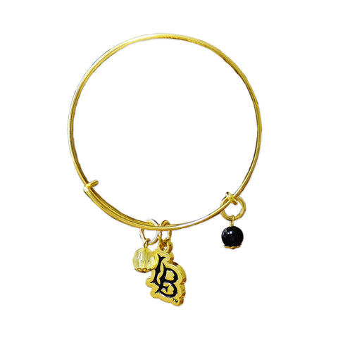 Cal State Long Beach Bangle Bracelet