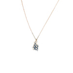 Cal State Long Beach Fan Necklace