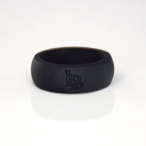 Cal State Long Beach Silicone Ring