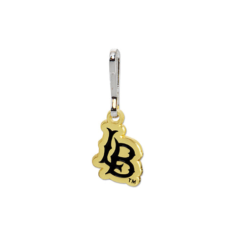 Cal State Long Beach Zipper Pull
