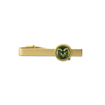 Colorado State Rams Gold Tie Bar