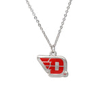 Dayton Fan Necklace