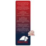 Dixie State Bookmark & Pin