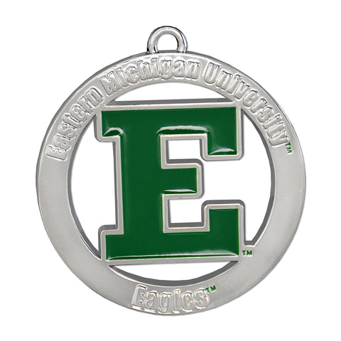 Eastern Michigan Ornament