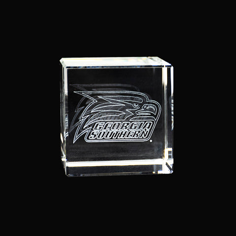 Georgia Southern Eagles Crystal Cube