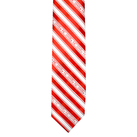 NC Sate Youth Tie