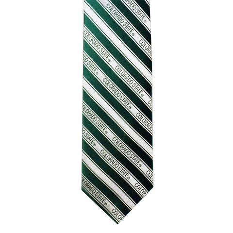 Colorado State Necktie