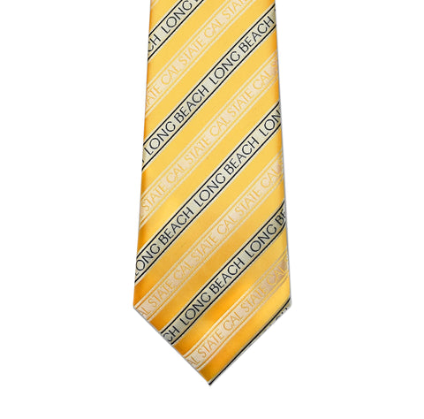 Cal State Long Beach Men's Tie