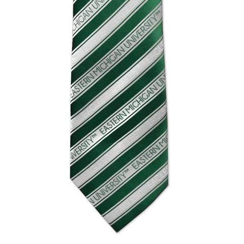 Eastern Michigan Men's Tie
