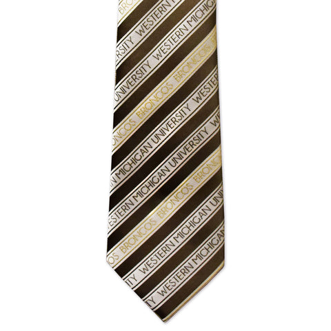 Western Michigan Men's Tie