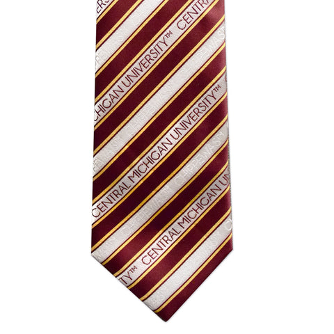 Central Michigan Necktie