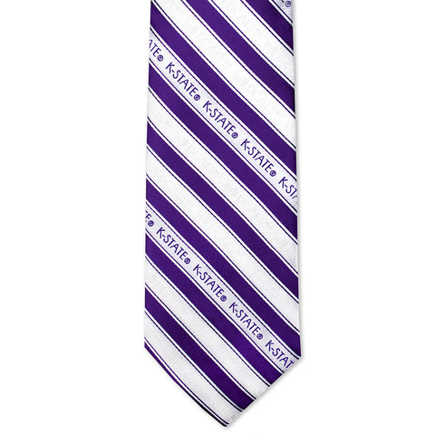 Kansas State Wildcats Men's Necktie