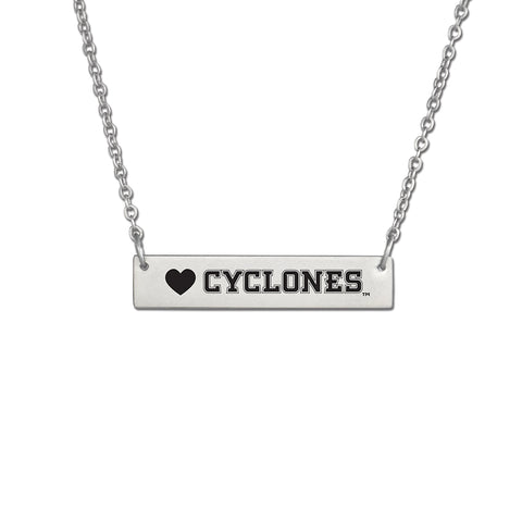 Iowa State Bar Necklace