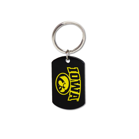 Iowa Hawkeyes Dog Tag