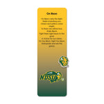 North Dakota State Bookmark and Pin