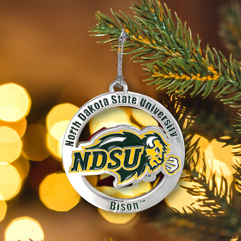 North Dakota State Ornament