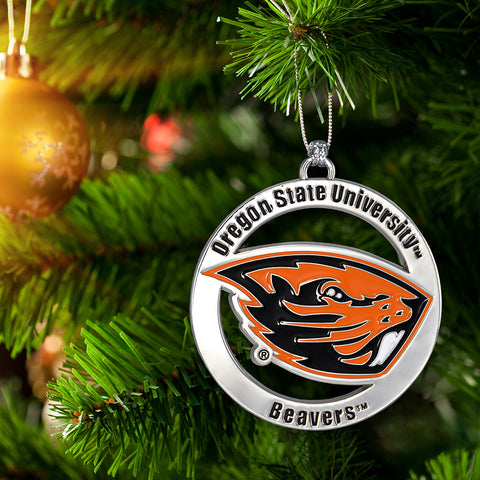 Oregon State Ornament