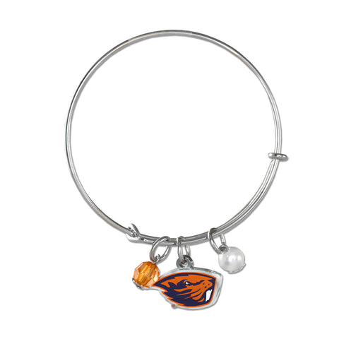Oregon St. Bangle Bracelet