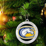 UC Davis University of California Davis Aggies Ornament