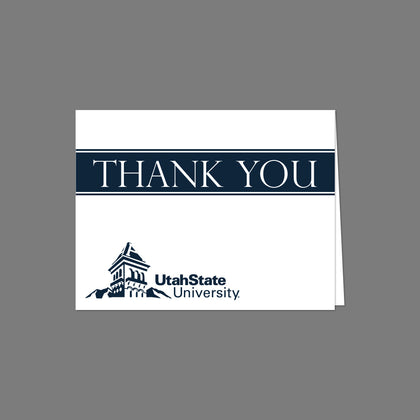 Utah State Thank You Cards