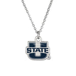 Utah St. U-State Necklace