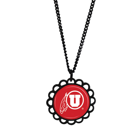 Utah Domed Necklace