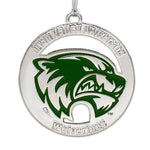 Utah Valley Wolverine Ornament