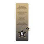 Vanderbilt Bookmark & Pin