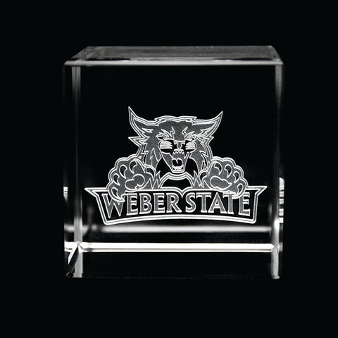 Weber State Wildcats Cube
