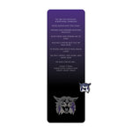 Weber State Bookmark with Pin