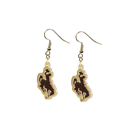Wyoming Fan Earrings