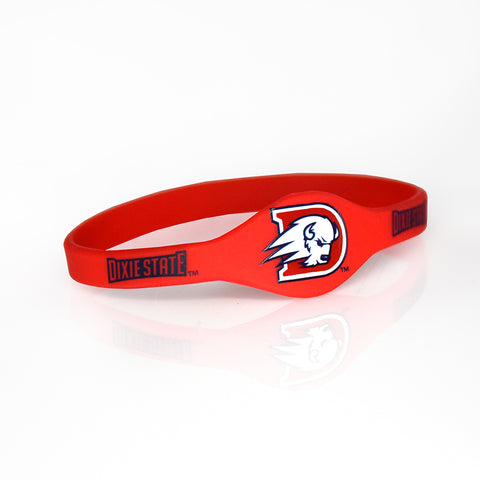 Dixie State Silicone Bracelet