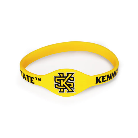 Kennesaw State Silicone Bracelet