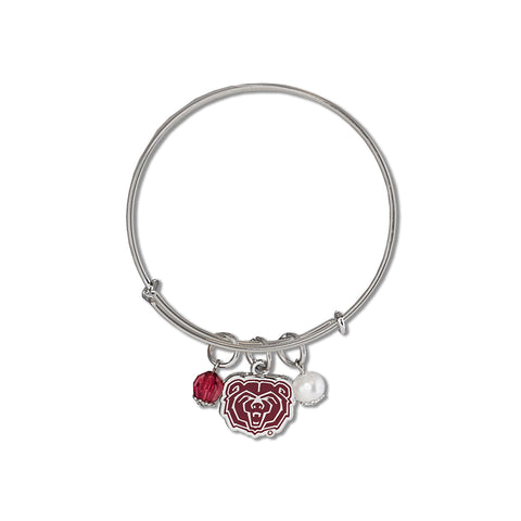 Missouri State Bears Bangle Bracelet