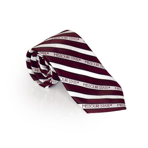 Missouri State Bears Men's Tie