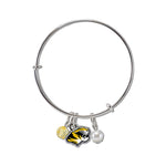 University of Missouri Mizzou Bangle Bracelet