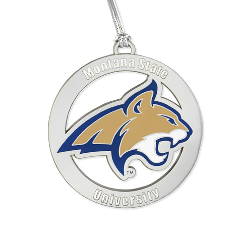 Montana St. Ornament