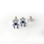 University of Richmond Spiders Post Earrings