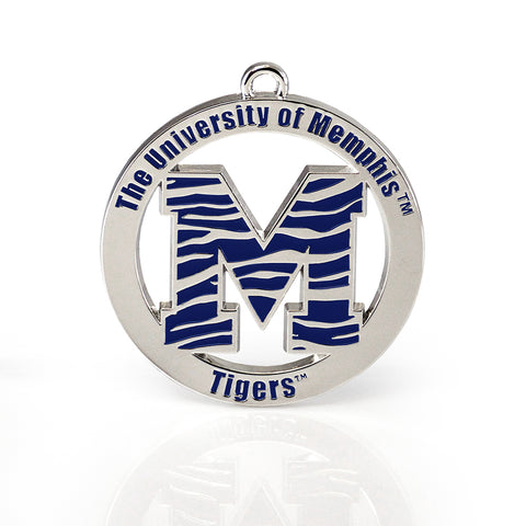 University of Memphis Tigers Ornament