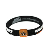 Vanderbilt Commodores Pebble Silicone Bracelet