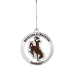 University of Wyoming Ornament