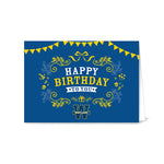 Wayland Baptist Pioneers Happy Birthday Card