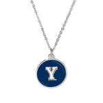 BYU Y Cutout Necklace