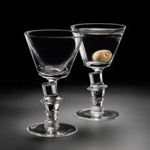 Load image into Gallery viewer, Morgantown Cocktail Glasses