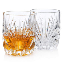 Load image into Gallery viewer, crystal whiskey glasses