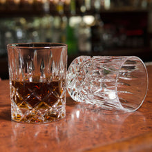 Load image into Gallery viewer, crystal whiskey glass